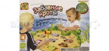 Купить игровой коврик знаток забавные кроты slw9789