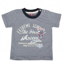 Купить футболка kiki kids поло, цвет: синий ( id 2517398 )