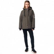 Купить куртка alpex, цвет: хаки ( id 12505618 )