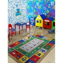 Купить confetti kids коврик rugs lesson 3 мм 133х190 см conf.01.09.133*190-01bl