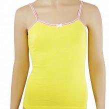 Купить майка jose kids, цвет: желтый ( id 11421022 )