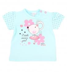Купить футболка gamex little mouse, цвет: голубой ( id 5034169 )