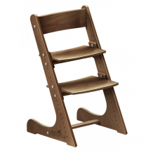Купить стульчик для кормления конёк горбунёк покрытый экологически чистым лаком (со столиком) 09389