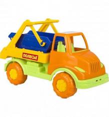 Машинка Полесье Кнопик (оранжевая кабина) ( ID 1482080 )