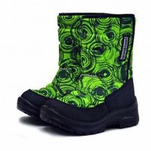Купить сапоги nordman lumi, цвет: зеленый ( id 12031372 )