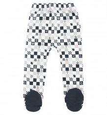Ползунки Lucky Child Шахматный турнир, цвет: молочный/бежевый ( ID 5752825 )