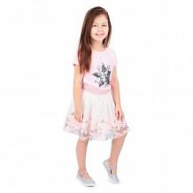 Купить юбка fun time, цвет: розовый ( id 11373370 )