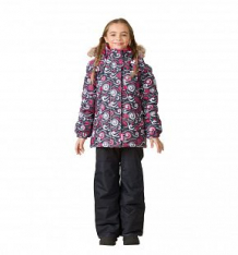 Купить комплект куртка/полукомбинезон premont канадские ветра, цвет: серый ( id 6610645 )