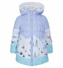 Купить куртка bony kids, цвет: сиреневый/голубой ( id 9766389 )