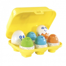 Купить сортер tomy игровой набор найди пищащие яйца 1581 e1581