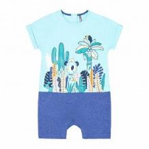 Купить песочник crockid тропики, цвет: голубой ( id 12723040 )
