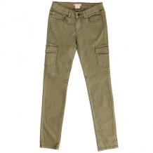 Купить штаны прямые детские roxy rgcecilcargo oil green зеленый ( id 1177270 )