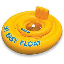 Купить круг для плавания с трусами intex my baby float, 70 см ( id 11919479 )