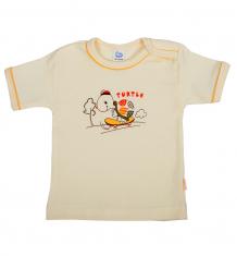 Купить aga, футболка (желт), р. 74, польша ( id 263674 )