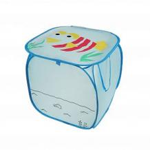 Купить корзина для игрушек наша игрушка рыбка ( id 12745522 )