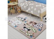 Купить confetti kids коврик abc 9 мм 100х150 см conf.01.17.100*150-02bg