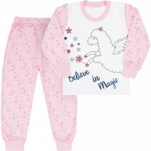 Купить babycollection пижама для девочки (свитшот, брюки) барашек pjm01/6/oz/sp/d
