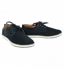 Купить туфли twins, цвет: синий ( id 9523422 )