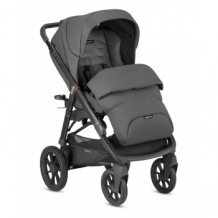 Купить прогулочная коляска inglesina aptica на шасси aptica xt, charcoal grey, темно-серый inglesina 997228559