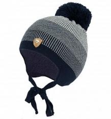 Купить шапка jamiks alec iv, цвет: синий ( id 9805839 )