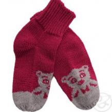 Купить носки журавлик мишаня, цвет: розовый ( id 11244896 )