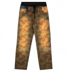 Купить брюки vataga, цвет: бежевый ( id 6996907 )