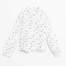 Купить рубашка coccodrillo, цвет: белый ( id 12807364 )