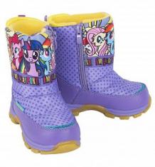 Сапоги Kakadu My Little Pony, цвет: фиолетовый ( ID 3987823 )