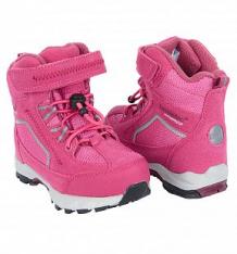 Купить ботинки lassie carlisle, цвет: розовый ( id 9767364 )