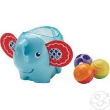 Купить игрушка fisher-price слоник с шариками ( id 8059507 )