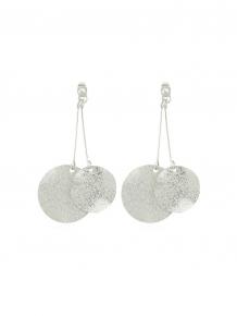 Купить round disc design alloy earrings 453153402