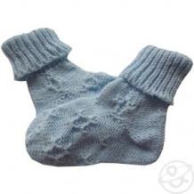 Купить носки журавлик нарядные, цвет: голубой ( id 11244800 )