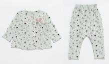 Купить artie комплект для девочки жакет и брюки balloons girls akt2-329d akt2-329d