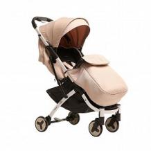 Купить прогулочная коляска farfello s600, цвет: бежевый ( id 11456722 )