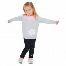 Купить джемпер bony kids, цвет: серый ( id 10865009 )