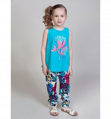 Купить брюки sweet berry акварель, цвет: мультиколор ( id 10339568 )