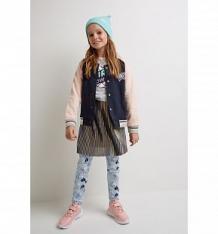 Купить юбка acoola, цвет: серый ( id 10335365 )