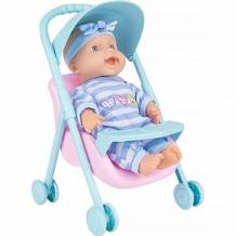 Купить кукла игруша с аксессуаром голубая 27 см ( id 7933759 )