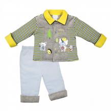 Купить nannette комплект для мальчика (кофточка и штаны) 14-2816 14-2816