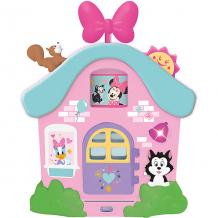 """Купить развивающая игрушка """"интерактивный домик """"минни маус и друзья"""" kiddieland ( id 9508128 )"""