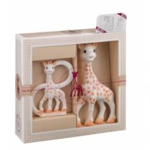 """Купить игрушки в наборе в подарочной упаковке vulli """"жирафик софи"""" vulli 997074903"""