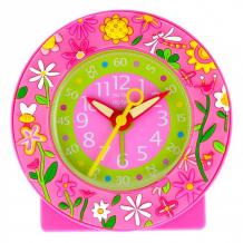Купить часы baby watch будильник pink garden 600823 600823