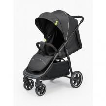 Купить коляска прогулочная happy baby ultima v2 x4, black, черный happy baby 997225381