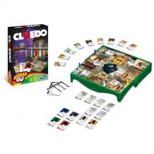 Купить hasbro other games b0999 настольная игра клуэдо - дорожная версия