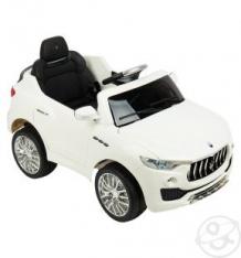Купить электромобиль weikesi maserati levante, цвет: белый ( id 8643613 )