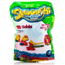 Купить skwooshi s30000 сквуши пакетик с формочкой и массой для лепки 28 г