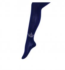 Купить колготки glamuriki premium, цвет: т.синий ( id 10181874 )
