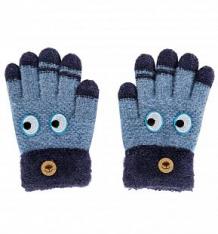 Купить перчатки bony kids, цвет: голубой ( id 9806748 )