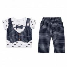 Купить комплект футболка/жилет/шорты bony kids, цвет: мультиколор ( id 11375620 )