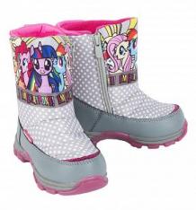 Сапоги Kakadu My Little Pony, цвет: серый ( ID 3964249 )
